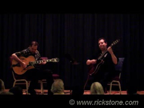 Frank DiBussolo with Rick Stone: Another You