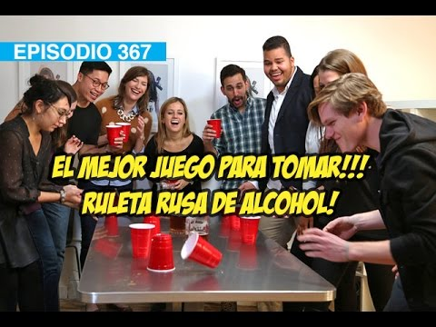 Ruleta Rusa de Alcohol! #mox #whatdafaqshow