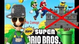 New Super Mario Bros. World 1 - Bowser Castle