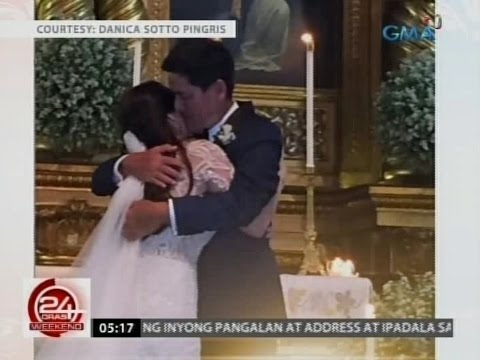 24 Oras: Kasalang Bossing Vic Sotto at Pauleen Luna, nag-umapaw sa saya at kilig