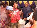 Fuji Musician Taye Currency Sing For Papii Luwe & Others As They Dance & Shower Him With Money