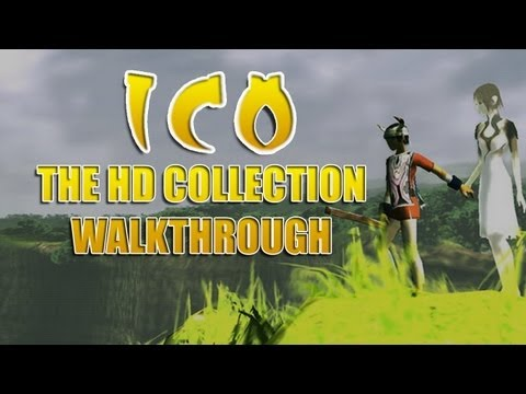Ico: HD Collection Walkthrough - Water Wheel (Part 18)