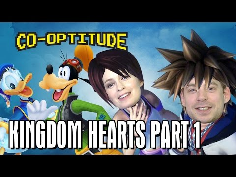 Kingdom Hearts Let's Play: Co-Optitude Ep 54
