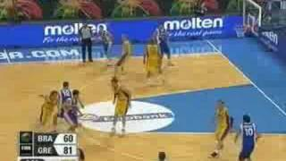 GREECE BEST HIGHLIGHTS IN OLYMPIC QUALYFYING TOURNAMENT
