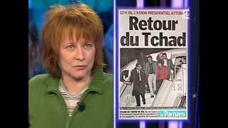 Christine Peligat et Antonia Van Winkelberg - On n'est pas couché 10 novembre 2007 #ONPC