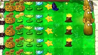 Растения против зомби мини игра 01