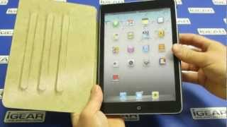 iPad Mini Prototype and Leather Case by iGearUnlimited