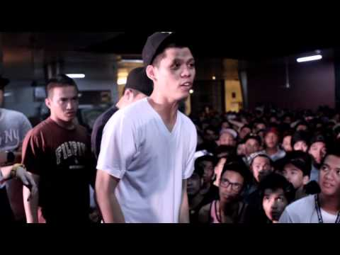 Fliptop - 5 On 5 Battle *first Ever* - Calabarzon Division Vs Central Luzon Division video