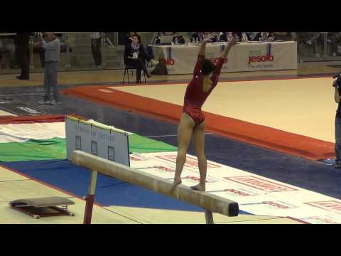 Alexandra Raisman (USA) Jesolo 2012 - BB