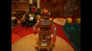 1960's Zeroid robot toy