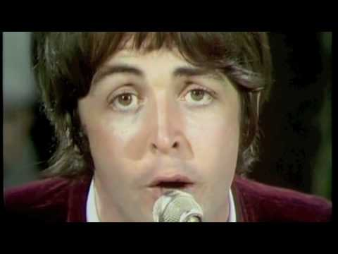 Beatles : Hey Jude : Anthology version with original promo film