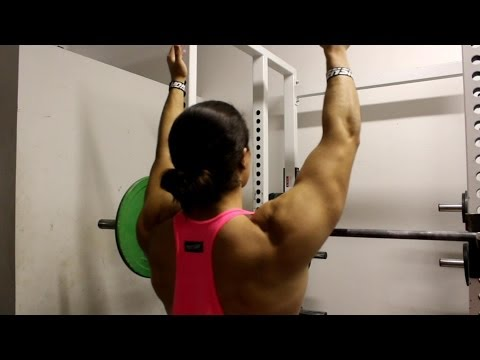 My Favourite TRAP Exercise: The OVERHEAD SHRUG (Hypertrophy + Mobility) Image 1