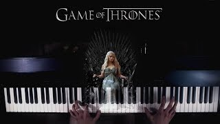 Game of Thrones - MAIN THEME [Piano Cover]