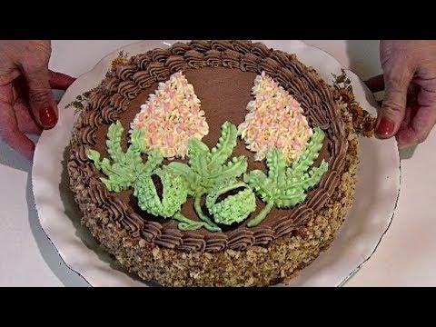 Киевский торт-самый вкусный торт.