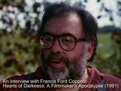 a comparison of heart of darkness by joseph conrad and apocalypse now by francis ford coppola Heart of darkness & apocalypse now: a comparative analysis of novella and film in the opening scenes of the documentary film hearts of darkness-a filmmaker's apocalypse, eleanor coppola describes her husband francis's film, apocalypse now, as being loosely based on joseph conrad's heart of darkness.