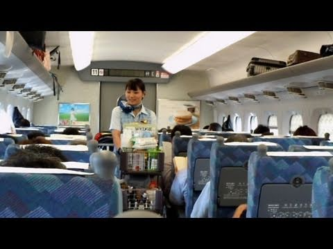 Bullet Train To Tokyo! video