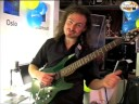 Roland GR20 Guitar Synth Demo - Alex Hutchings @ PMT