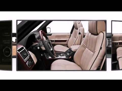 2012 Land Rover Range Rover Video