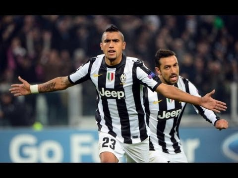 Arturo Vidal - The Warrior | 2013 HD