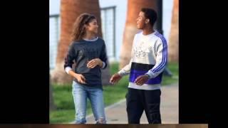 Zendaya Video - Zendaya and Trevor Jackson