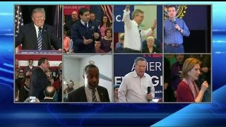GOP candidates make final push before New Hampshire primary
