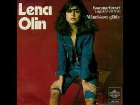 Lena Olin - Sommarbrevet (Jag Skrev Ett Brev)