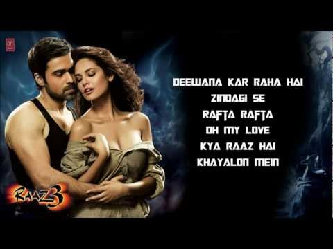 Raaz 3 Full Songs Jukebox | Emraan Hashmi Esha Gupta Bipasha...