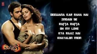 raaz3 - Raaz 3 Full Songs Jukebox | Emraan Hashmi, Esha Gupta, Bipasha Basu