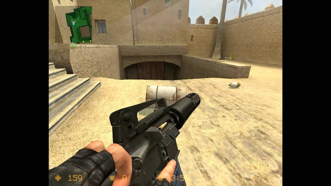 Counter Strike Source Weapons Edition