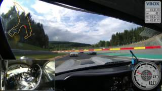 Spa 6 hours 2016 - E Type start of race