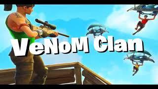 Venom Productions Introducing Venom Clan