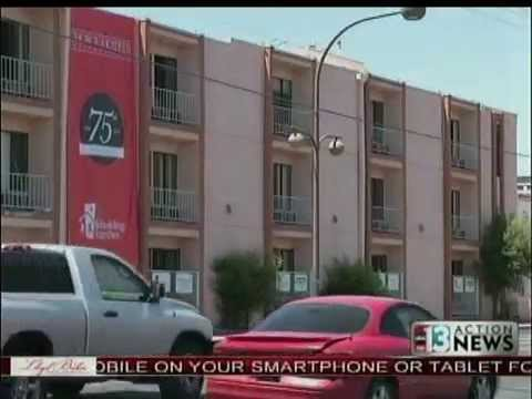 KTNV - 13 Las Vegas - Choice Hotels and RTSNV Celebrate 75th Project at Parsons Place