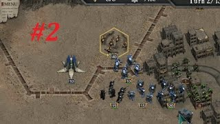 Warhammer.40000.Armageddon.Glory.of.Macragge Gameplay  Part 2 1080p HD] PC