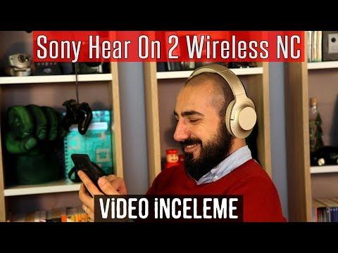 Sony Hear On 2 Wireless NC İncelemesi - Noice Cancelling Kulaklık