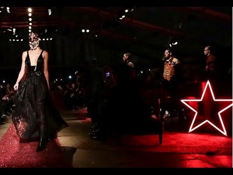 Givenchy pour homme automne/hiver 2015-2016 : Fashion Week de Paris