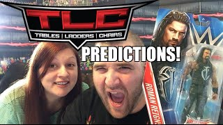 WWE TLC: Tables Ladders & Chairs PPV Predictions Full Card Match Preview! December 13 2015