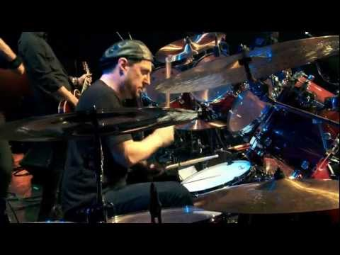 Dave Lombardo Guitar Center Drum Off 2010 PT 1