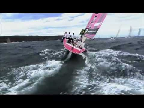 2011 Rolex Sydney Hobart Yacht Race film