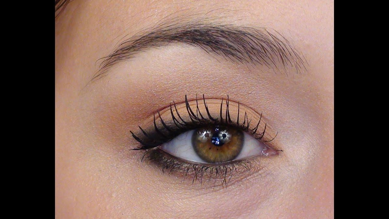 P Che Et Ocre Tutoriel Maquillage Doux Et Naturel Youtube