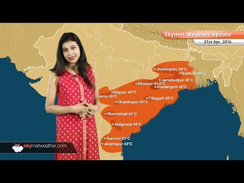 Weather Forecast for April 21: Rains approaching North, Heatwave in East and Central India