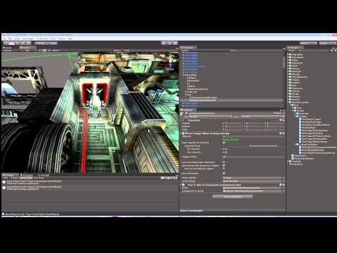 psai® Tutorial: Angry Bots Demo 03 - Boss Fight