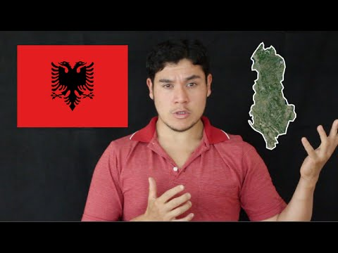 Geography Now! Albania