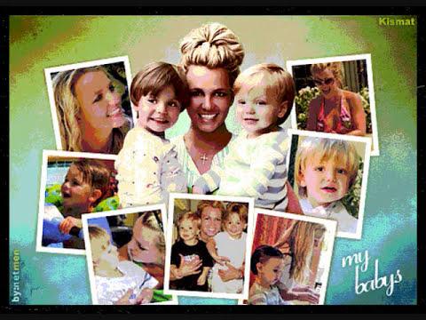 My Baby ~Britney Spears, Jayden James, and Sean Preston