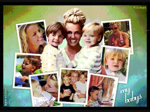 My Baby ~Britney Spears, Jayden James, and Sean Preston