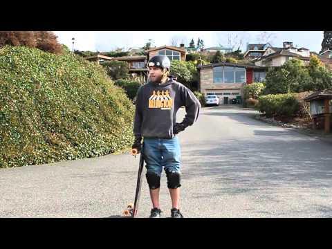 Daniel Murray skates Blueridge