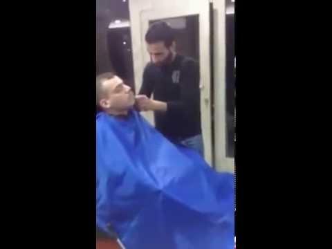 парикмахер не выдержал