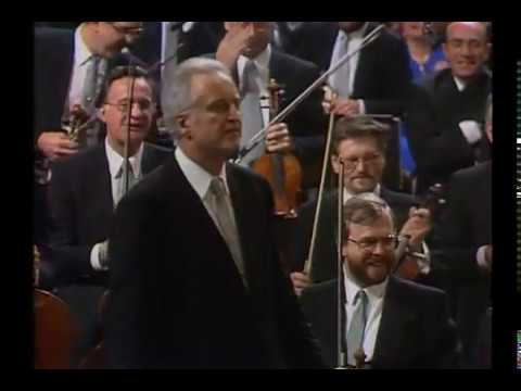 Carlos Kleiber New Year's concert 1989