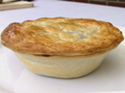 Pepper Steak and Mushroom Meat Pie Recipe