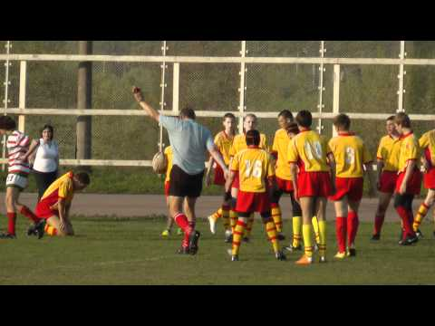 Rugby U15: Slava-Club - Lokomotiv (Moscow)