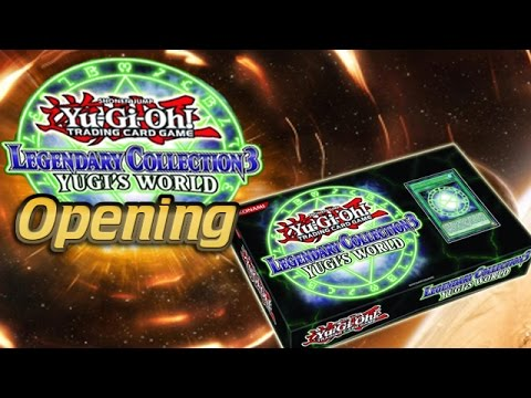Yugioh Legendary Collection 3: Yugi's World - Opening